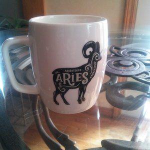 Aries Ram horoscope ambitious rebellious mug